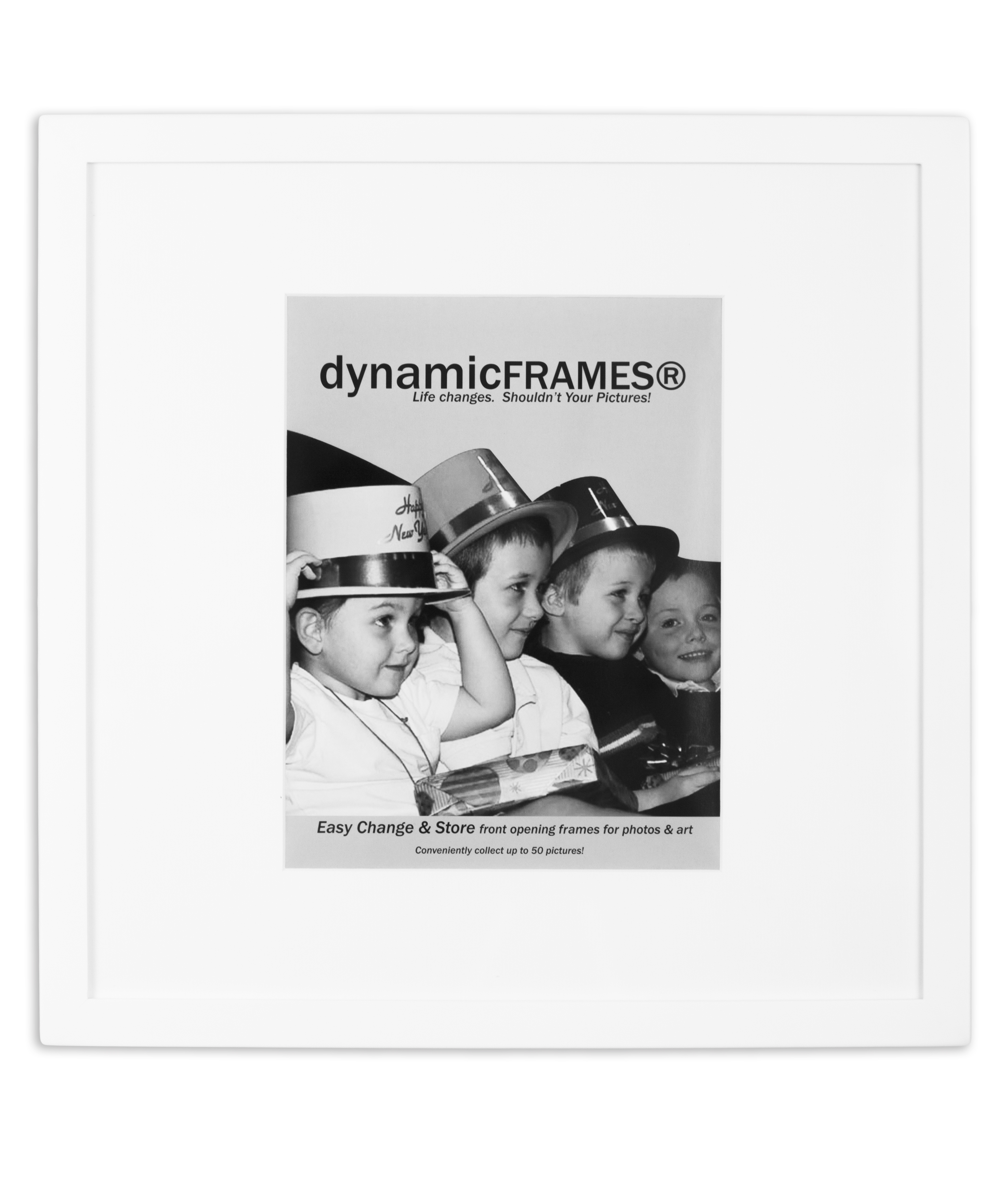dynamicSQUARE for 8x10 prints & photos - DSQR-810
