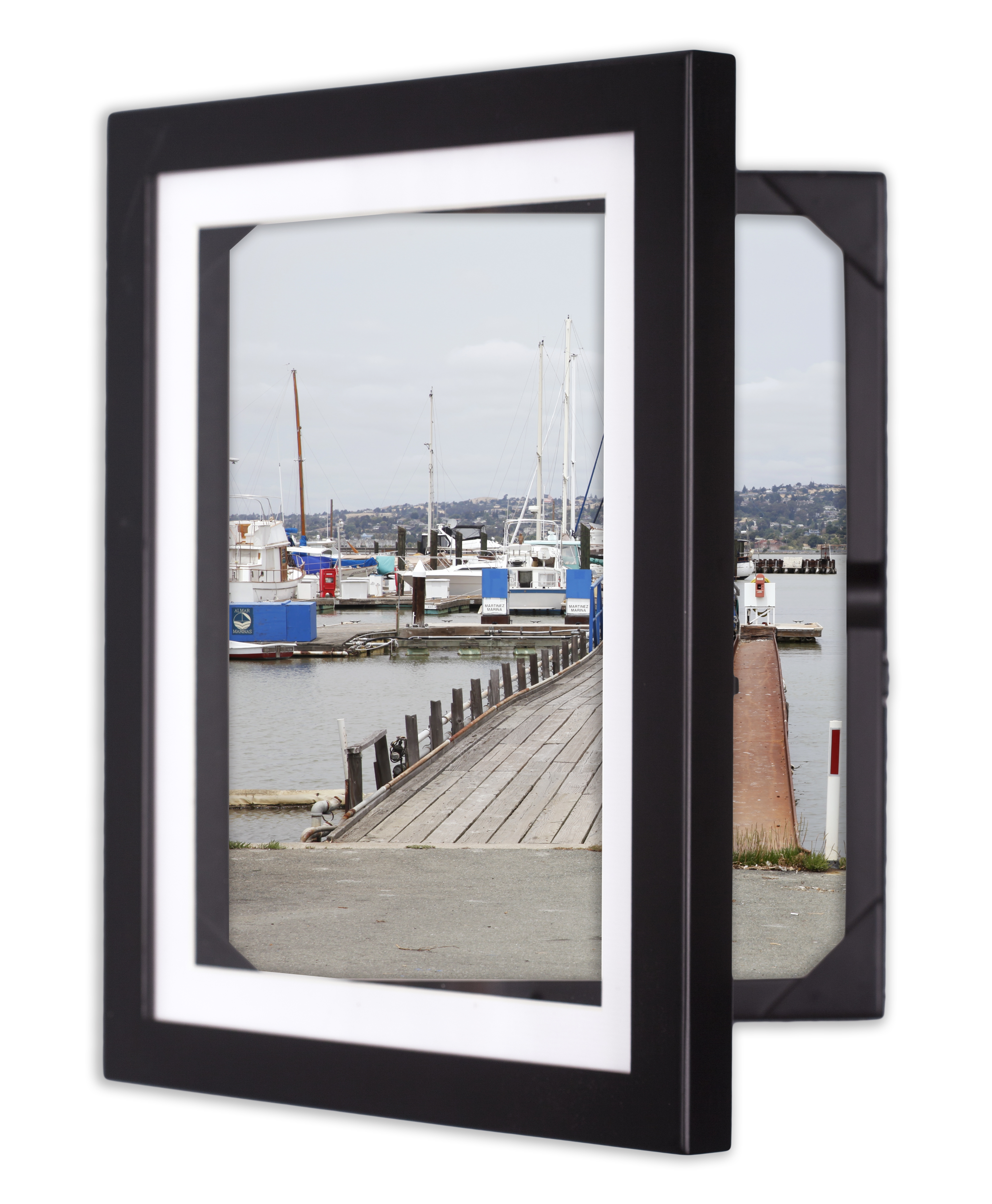 Dynamic Frames Dynamic Duo 1 Frame For Either 8x10