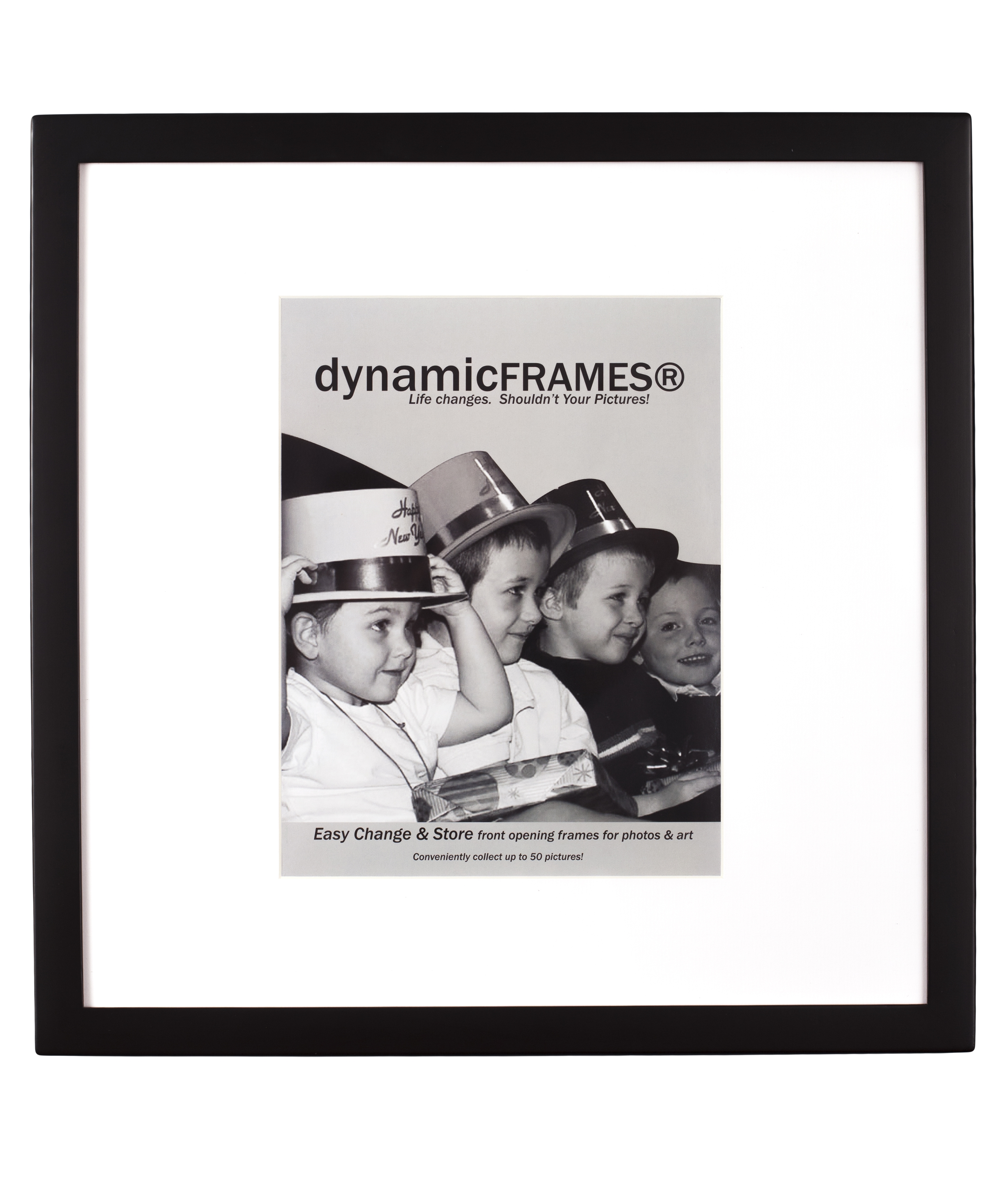 Print-N-Frame dynamicSquare for 8.5x11 prints or photos - DPNF-8511