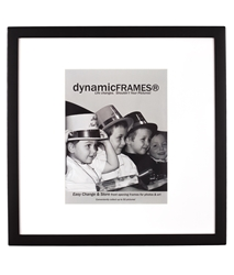 Print-N-Frame dynamicSquare for 8.5x11 prints or photos