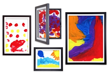 Discounted Lil Davinci® Art Gallery - 4pc Set