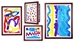 Discounted Lil Davinci® Art Gallery - 4pc Set - PKG-LDAG-4PC