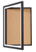 Pinster Pix:  Use as 7-Photo Display & Store, OR as Corkboard Shadowbox! - DFP-RCT-M7