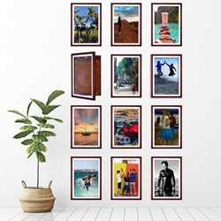 Save 17% & Free Shipping: 12 frames for stunning 12x18 photos or art